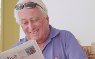 Video: Using Technology to Better Support Alan with Alzheimer's Disease