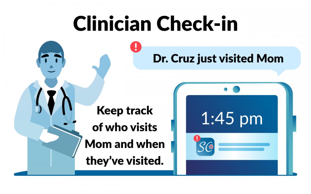 Clinician Check-in