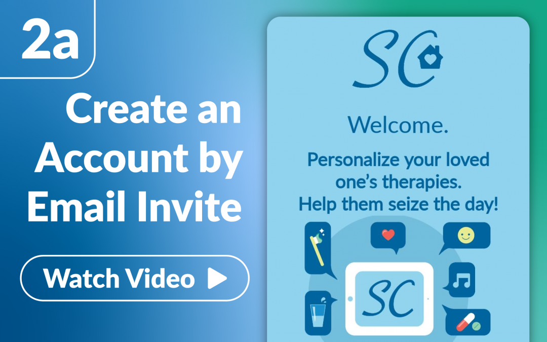 Create an Account by Invite Email